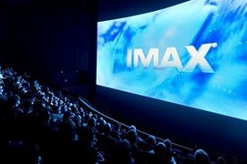 On the huge screens in the cinema theatre you can enjoy an IMAX HD experience.